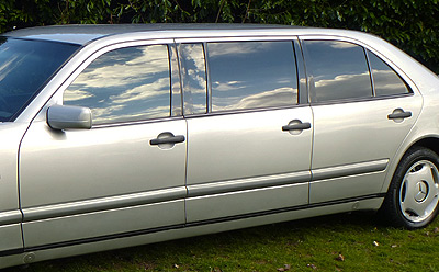 Silver Wedding Prom Birthday Car Hire in Norwich & Norfolk